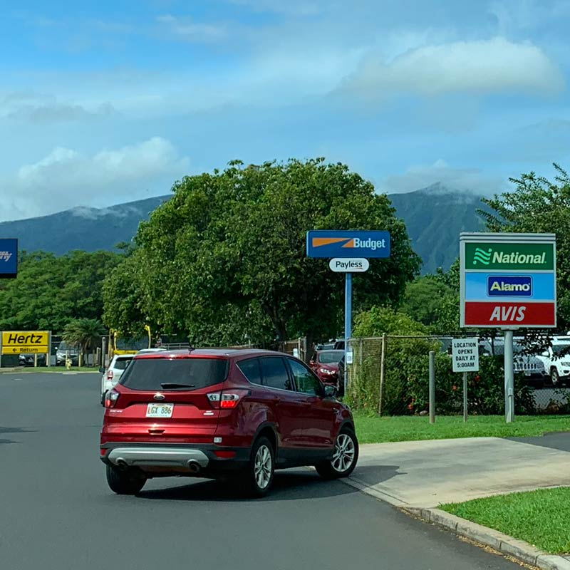 Long Term And Monthly Car Rentals In Hawaii