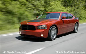 florida car rental image