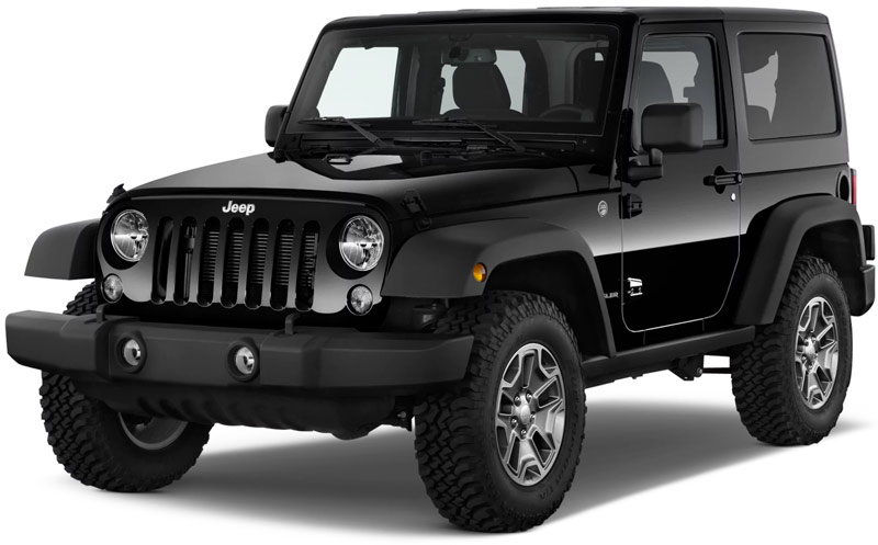 jeep wrangler hawaii rental cars