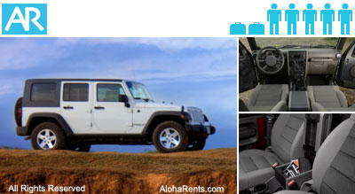 We Now Offer The 4 Door Jeep Wrangler Unlimited With Room For 5 Adults. The  Interior Is Well Designed And Larger Than The Typical Jeep Wrangler.